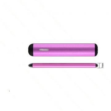 Private Label 1500puffs/1800puffs Prefilled E Cigarette Disposable Vape Pen