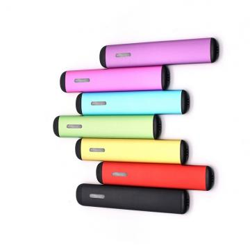 2020 The Most Popular Nicotine Pod Device Disposable Puff Bar Puffbar