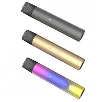 1000 Puffs Puff Bar E Cigarette OEM Accepted Fruit Flavors Hello Vape Pen Style 550mAh Battery Capacity 3 Ml E Liquid Disposable Pod Vape
