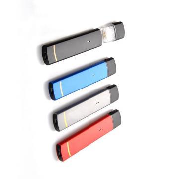 2020 Latest Metal Fruit Disposable Vaporizer Pen 1600 Puff 6 Colors and Flavor Premium Quality