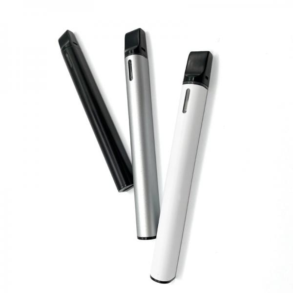 Rechargeable atomizer cbd vape pen 510 battery preheat button custom logo is welcome #1 image