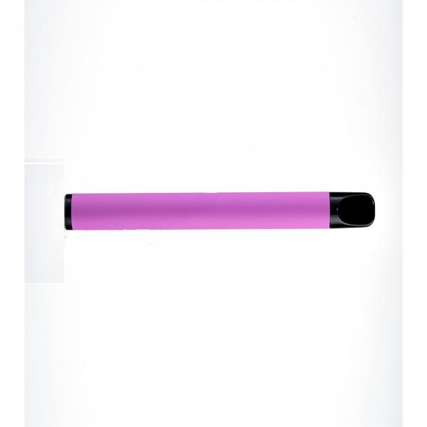 Factory Patent 6 Fruit Colors and Flavors Disposable Vape Kit 300 Puffs OEM Logo Mini Portable Inhale Activated #3 image