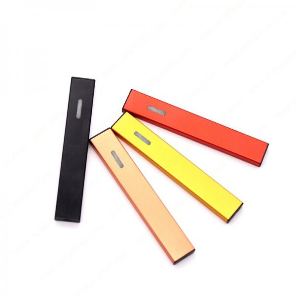 Factory Patent 6 Fruit Colors and Flavors Disposable Vape Kit 300 Puffs OEM Logo Mini Portable Inhale Activated #2 image