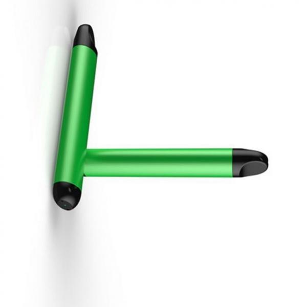 New Design Brand Large Capacity 4ml Portable Smoke Electronic E Cigarette Disposable Pod Mod Vape Pen #1 image