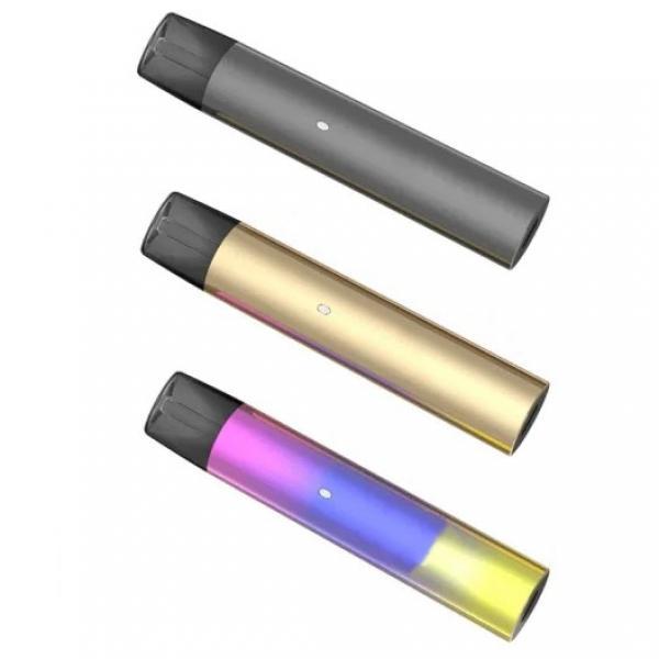 2020 ODM Prefill Electronic Disposable Vape Pod colorful vape pen #2 image